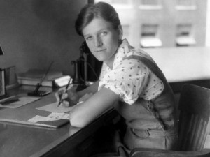 Babe Didrikson Zaharias (1911-1956) American athlete, named the 10th ...