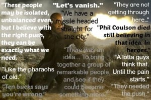 Nick Fury Quotes