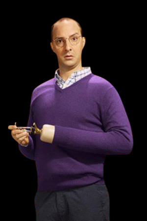 Arrested Development 's Tony Hale on Going Nude and Buster's Dark ...