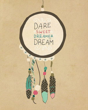 quotes about dream catchers favim image 501358