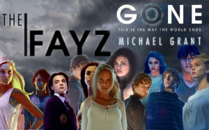 The Gone Series by Michael Grant by 4thElementGraphics