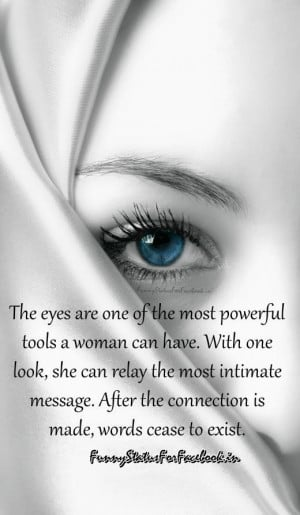 Romantic Love Quotes The Eyes Are One Of