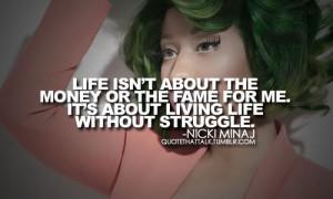 Nicki Minaj quotes photo tumblr_m0aixjiPqG1r80jjso1_500_large.jpg