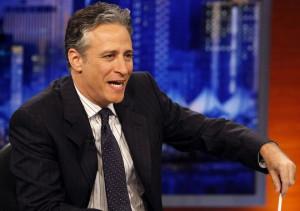 26/08 3:38:23 -- Denver Jon Stewart rehearsed his nightly show, The ...