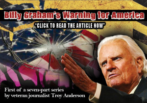 94-year-old Billy Graham's warning for America