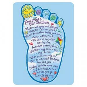 finger prayer for kids