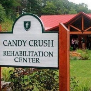Candy Crush Humor