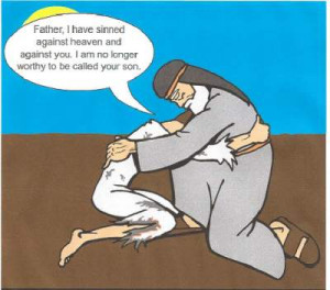 The Prodigal Son (COPYRIGHT 2010) Backslider, God Wants You Back!