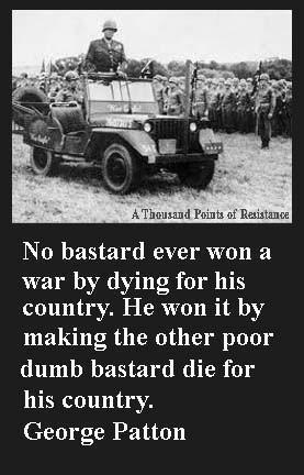 General George S. Patton Quotes - Jim's Favorite Famous Quote, Quip ...