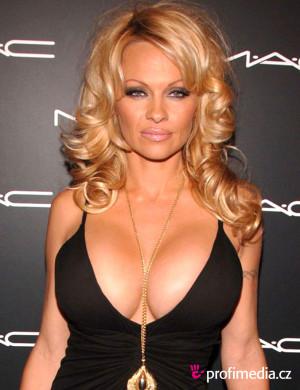 Peinado de - Pamela Anderson - Pamela Anderson