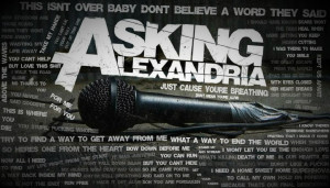 Asking Alexandria Quotes by Fried-Tomato