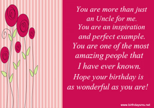 images of cute birthday wishes for uncle wallpaper