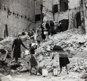 Berlin Germany After World War 2