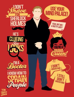 Watson Quotes : BBC Sherlock