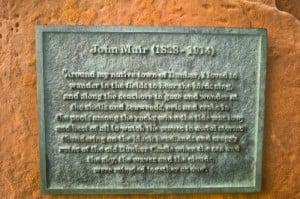 John Muir's Birthplace - a Photo Essay,
