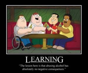 FAMILY GUY CHARACTERS Family Guy