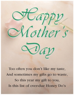 Mothers day quotes and sayings
