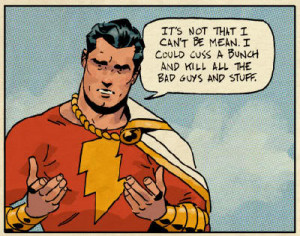 """2011 Captain Marvel Explains It All by Nate Cosby and Evan """"Doc ..."""