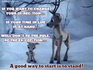 Quotes About Change from Santa Claus is Coming to Town | Self Help ...