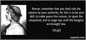 roman quotes
