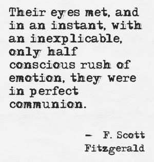 ... Fitzgerald, Love Quotes, Scott Fitzgerald Quotes, Beautiful Things
