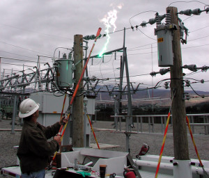 See electric safety in action at the Chelan County Fair
