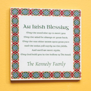 Related Pictures funny irish blessing plaque pictures