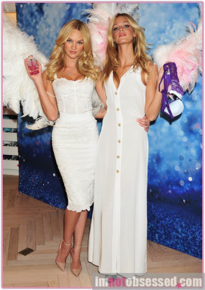 Candice Swanepoel And Erin