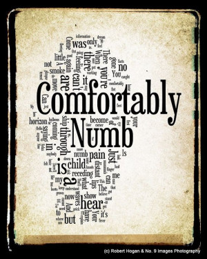 ... numb quotes comfortably numb quotes comf numb featured1 jpg