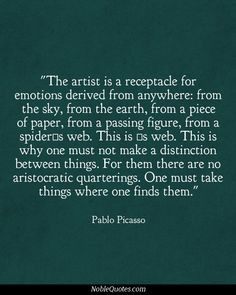 ... quotes http noblequotes com quotes sayings artists quotes artsy quotes