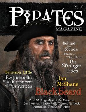 Ian McShane as Blackbeard by mcshanebest, via Flickr