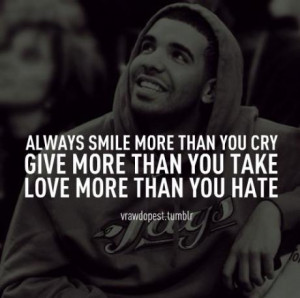 drake moving on quotes