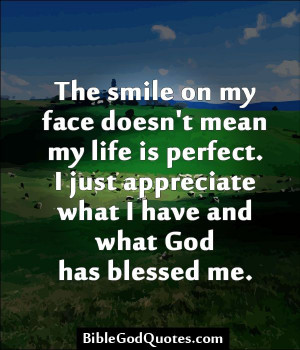 God has blessed me.Photos Quotes, Life Quotes, Quotes Bible, Quotes ...