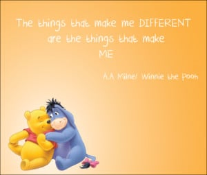 Quote #18- Differences