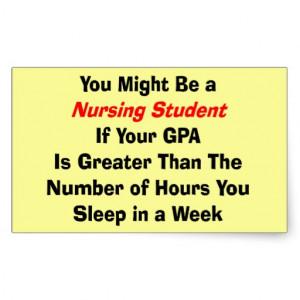 Funny Nursing Students