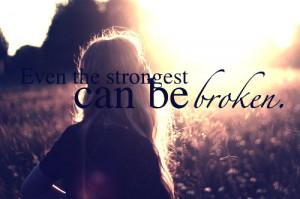 30+ Broken Heart Quotes