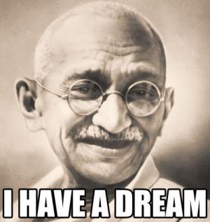 Gandhi Racist