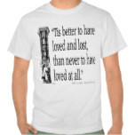 Old English Saying - Love - Quote Quotes Verses T-shirt