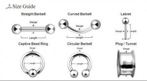 Large Rainbow star nipple shield, body piercing nipple ring