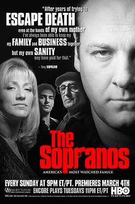 Família Soprano (The Sopranos) Temporada 1, Episódio 1 - Piloto da ...
