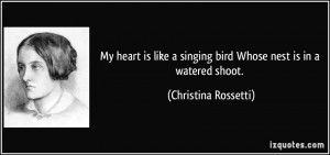 More Christina Rossetti Quotes