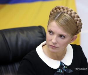 Yulia Tymoshenko's open letter to Viktor Yanukovych
