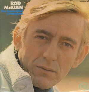 ROD MCKUEN The Beautiful Strangers (70s UK issue of the 1967 12-track ...