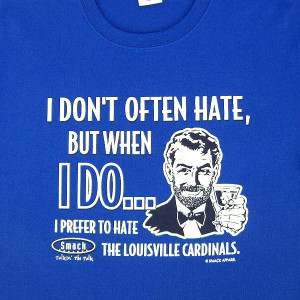 Hate Kentucky Wildcats