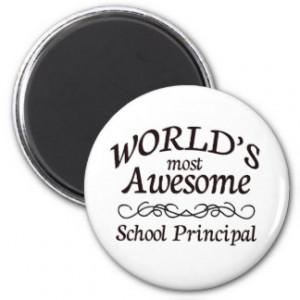 School Principal Gifts