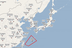 Japan Okinawa Map