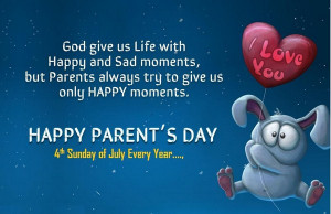 Happy Respect For Parents Day Quotes Wishes Messages 001