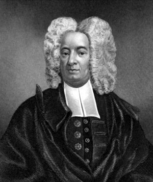 The Reverend Cotton Mather.