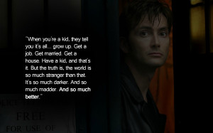 Doctor Who Quotes Matt Smith Wallpaper 393 i made this wallpaper for