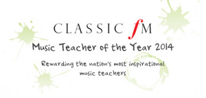 Music Teacher Quotes Inspirational Music teacher of the year 2014